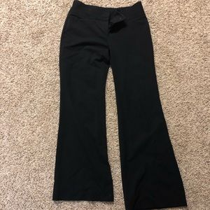 Women's WhiteHouse/Black Market Wide Leg Slacks 2S